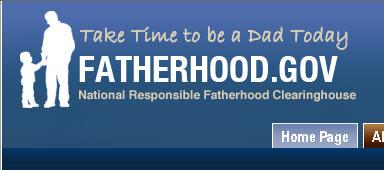 Fatherhood.gov website