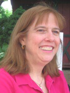 Patty Newbold in 2006